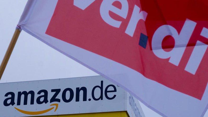 ver.di bestreikt Amazon