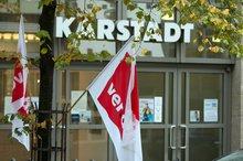 ver.di kämpft für Karstadt-Beschäftigte
