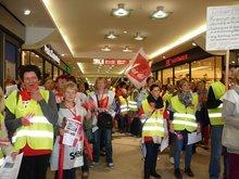 Streik in Magdeburg 29.6.2013
