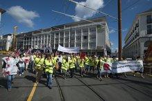 22.6.2013 - Streiktag in Karlsruhe