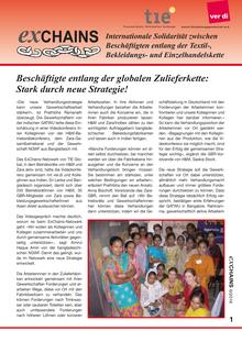 exChains-Nachrichten (06/2016)