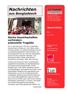 exChains-Nachrichten (04/2017)