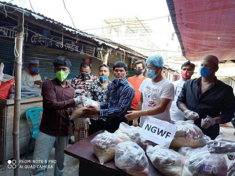 NGWF organisiert Soforthilfe für von Corona-Krise betroffene Arbeiter*innen